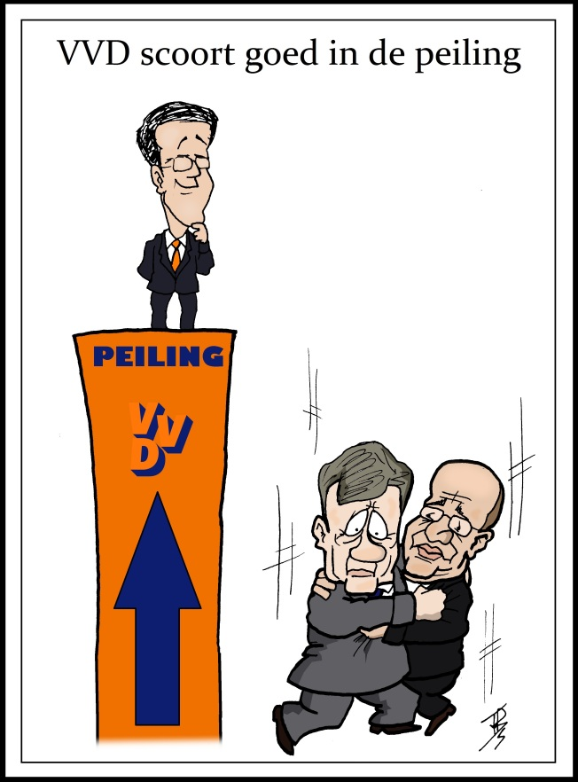 VVD_Peiling